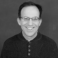 A smiling David Hoff