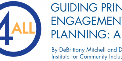 Guiding Principles Of Civic Engagement & Transit Planning: A Tip Sheet