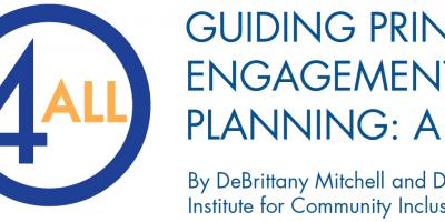 Guiding Principles Of Civic Engagement & Transit Planning: A Tip Sheet